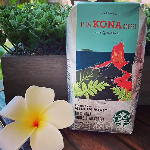 Starbucks Kona Coffee
