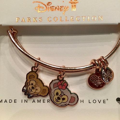 Aulani Alex and Ani Duffy and Shellie May bracelet