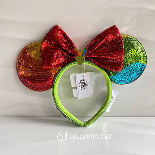 Disney Aulani Shave Ice Ears by Loungefly