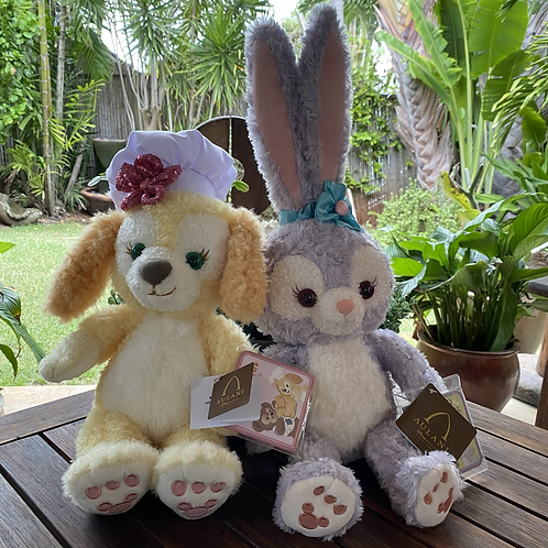 Aulani CookieAnn & StellaLou Plush Set