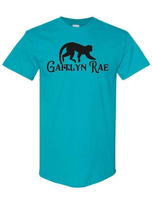Gaitlyn Rae Silhouette - Short Sleeve Tee