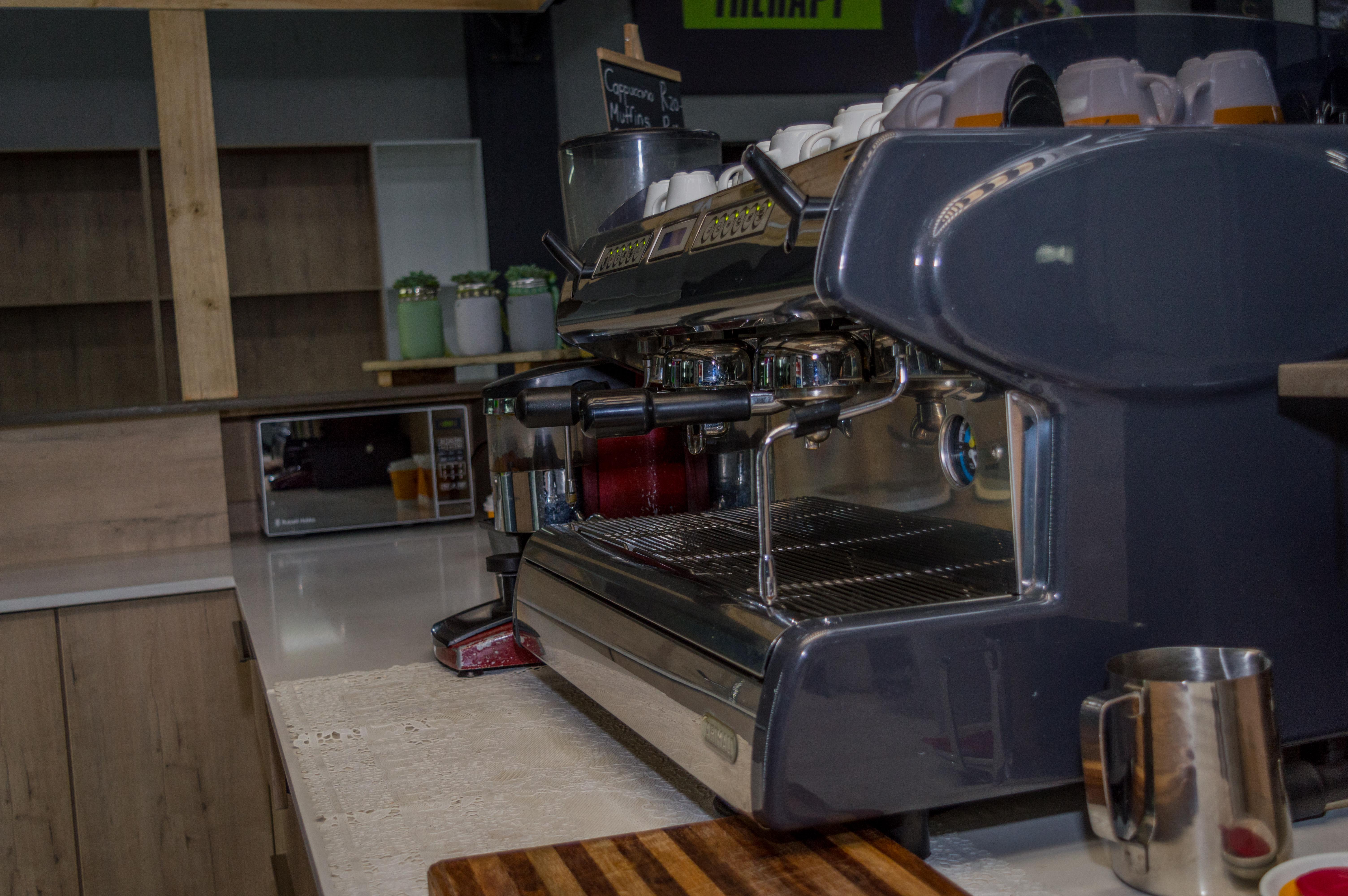 Cappuccino Machine