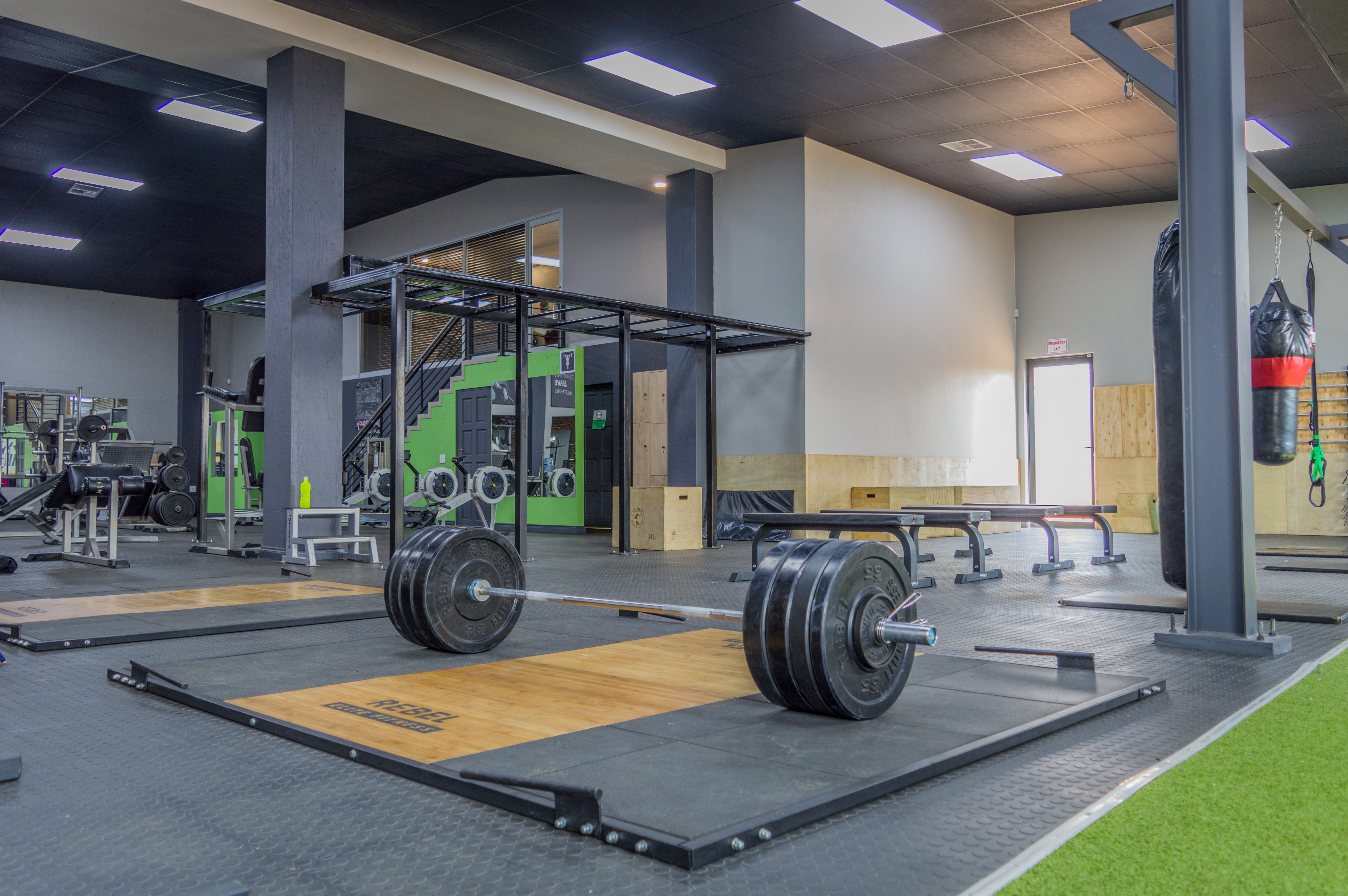 Functional Fitness View