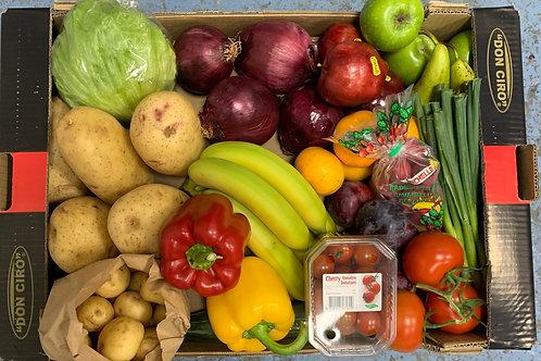 Mixed Fruit and Salad box!