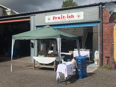 Fruit-ish Market Day!