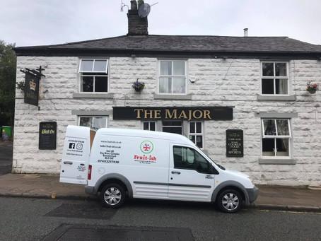 The Major Pub!