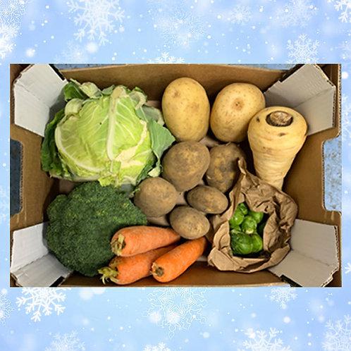 Christmas Box - SMALL