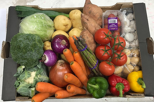 The Veg Box!