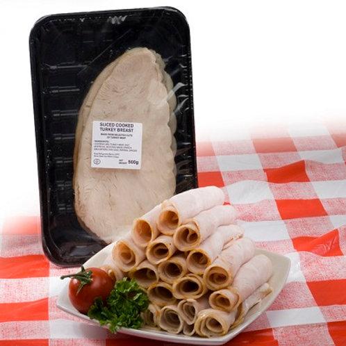 Sliced Turkey - 500g