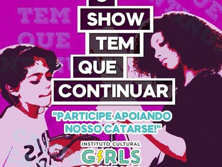 Instituto Girls Rock Camp Brasil e a pandemia