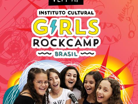 Instituto Cultural Girls Rock Camp Brasil!!