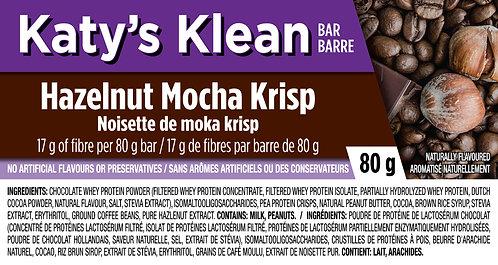 Hazelnut Mocha Krisp