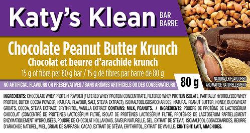 Chocolate Peanut Butter Krunch