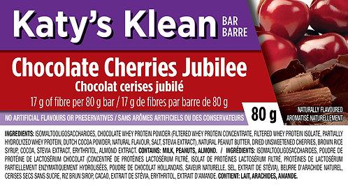 Chocolate Cherries Jubilee