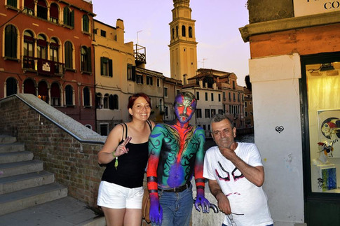 Bodypaint Venecia