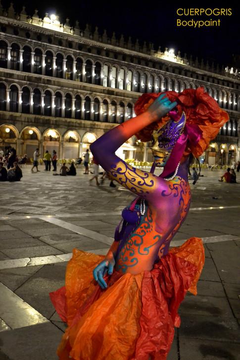 intervencion urbana en Venecia