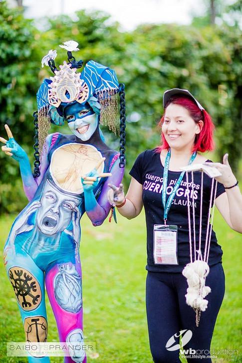 World Festival bodypaint Austria 2017