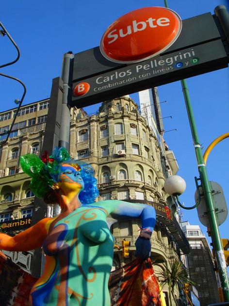 Bodypaint Buenos Aires