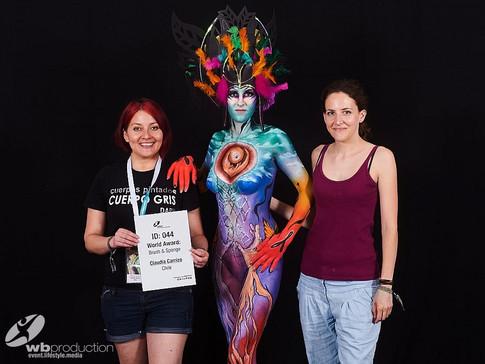 world festival bodypaint 2017