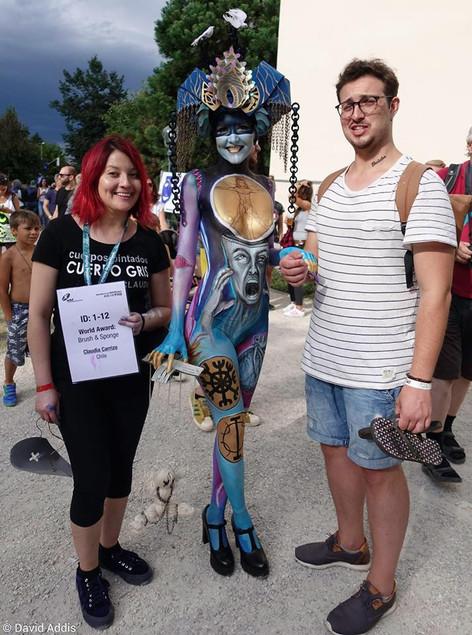 World Bodypaint festival - Austria