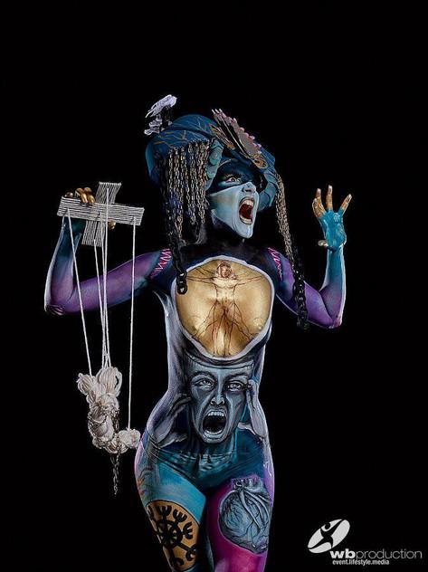 world bodypaint festival