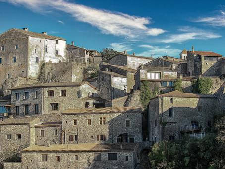 Balazuc, nature au fil de l'Ardèche