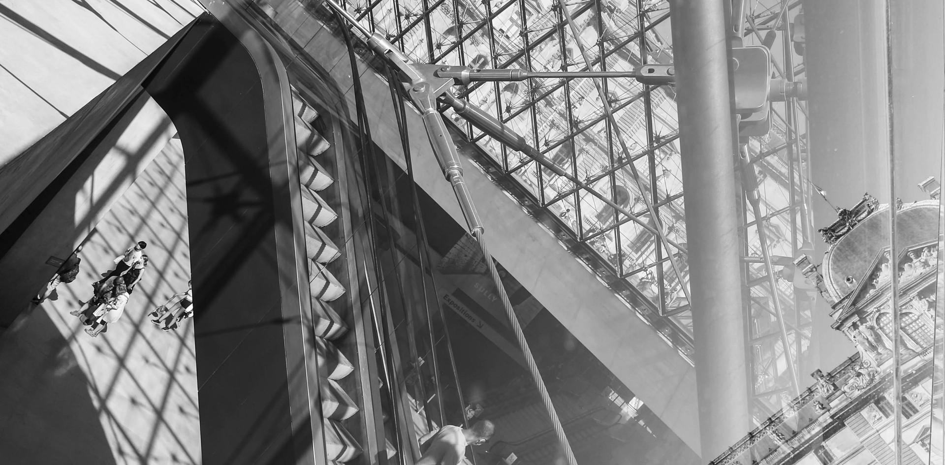 Le corps et l'âme du Louvre