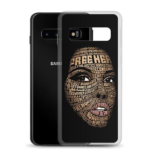 Free Her Samsung Case
