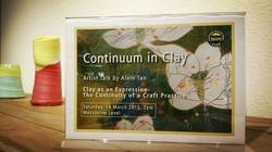 Continuum in Clay 2