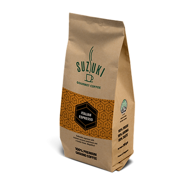 Italian Espresso / 3 bags Set (Ground)