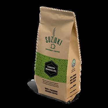 Sumatra Mandheling / 3 bags Set (Ground)
