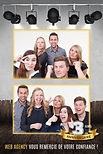 Photobooth Location borne selfie Fun Booth tirage photo illimité Anglet pays basque et sud landes