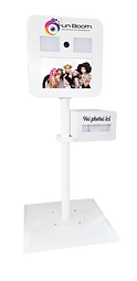 personnalisation Photobooth Location borne selfie Fun Booth tirage photo illimité Anglet pays basque et sud landes