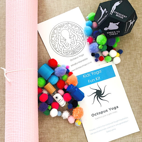 Kid's Yoga Kit