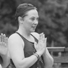 SUP Yoga Namaste