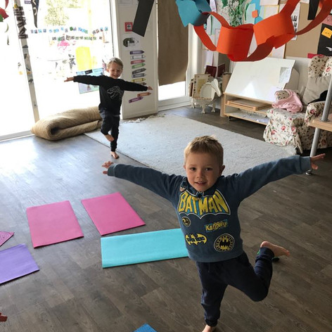 Adventure Kids Yoga