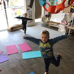 Adventure Kids Yoga