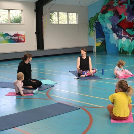 Hibiscus coast youth centre classes