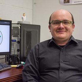 Pablo Ramos, Doctoral Student, Chemistry