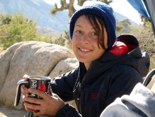 Elise Popp, Peace & Conflict Studies Candidate