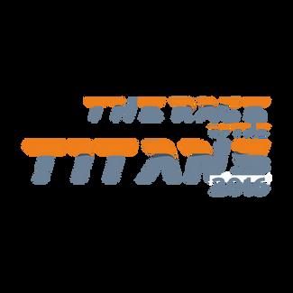 The Race logo