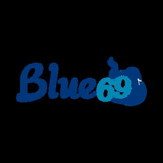 Blue Cafe logo