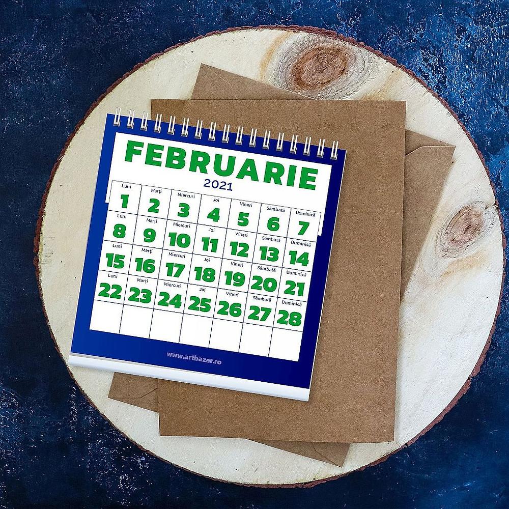 Calendarul personalizat poate fi ambasadorul brandului tau. Foloseste-l cu pentru a te diferentia in campania de marketing.