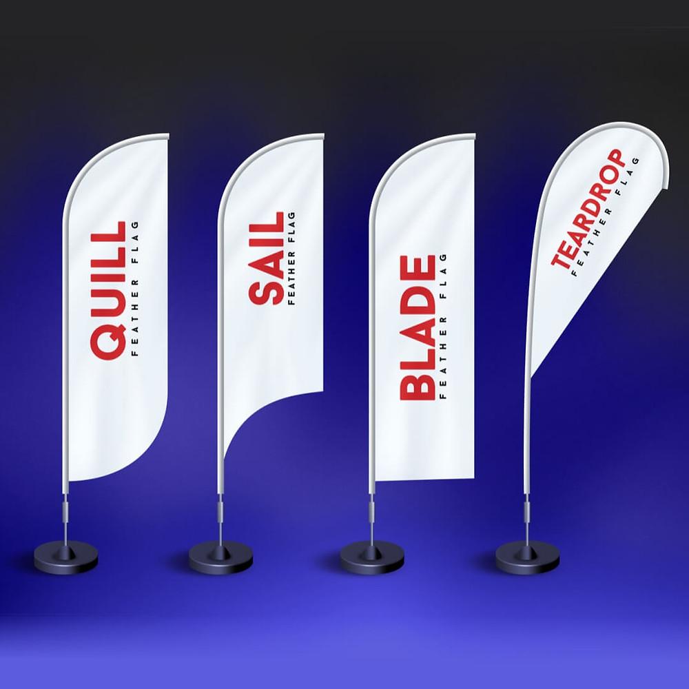 Steaguri promotionale mobile.