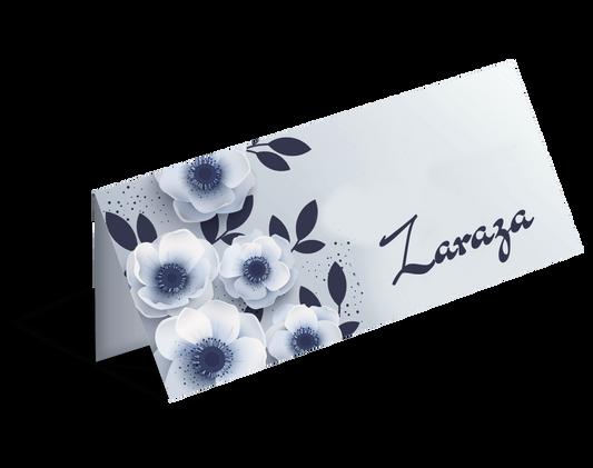 """Felicitare cu seminte """"Zaraza"""""""