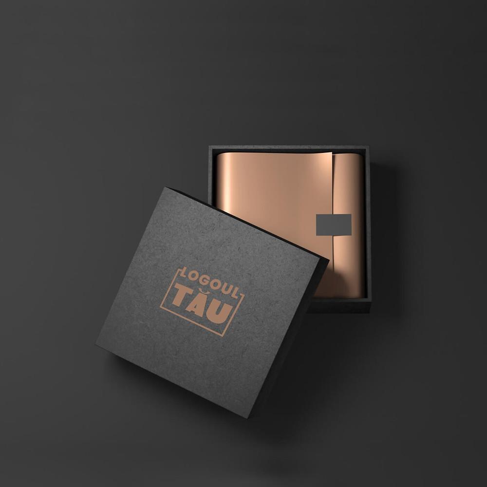 Cutie de bijuterii premium