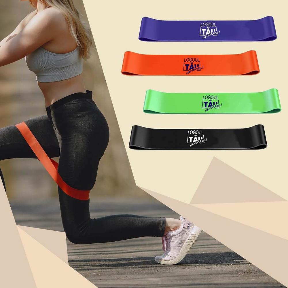 Banda elastica personalizata