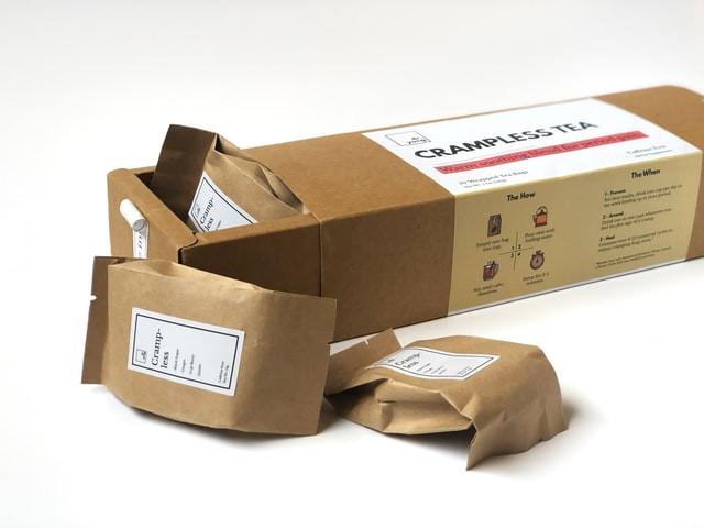 Cutie de carton personalizata pentru o campanie de marketing