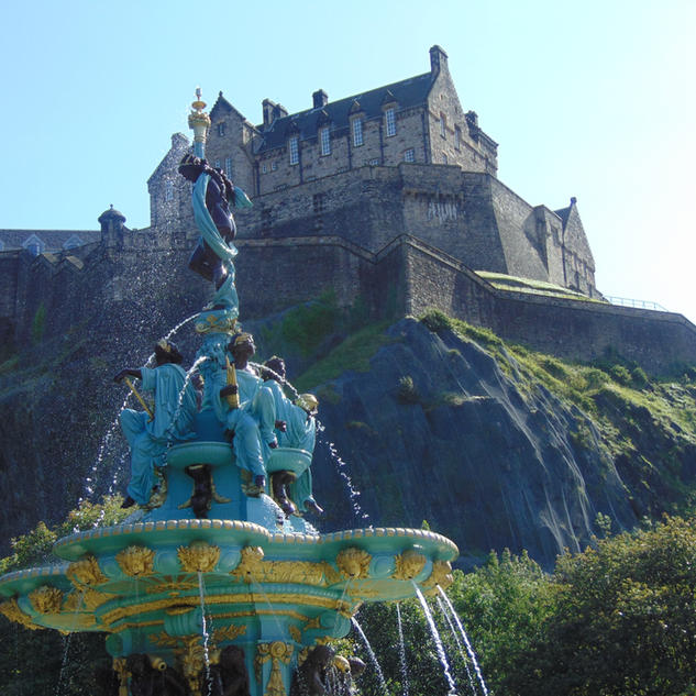 'The Mystery of Edinburgh' by Keith Watson