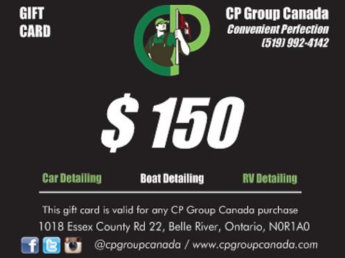 $150 CP Gift Card